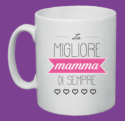 tazza divertente mamma migliore