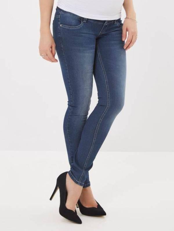 30e09537ce3ec Jeans premaman morbido che cresce con voi - 100% made in Italy a 45