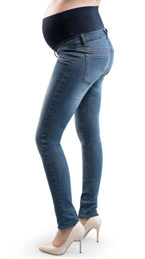b7d9bc280c85c Jeans premaman Neo comodi con vestibilità skinny 100% made in italy