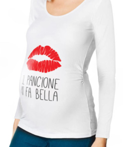 t-shirt premaman allegra Bella