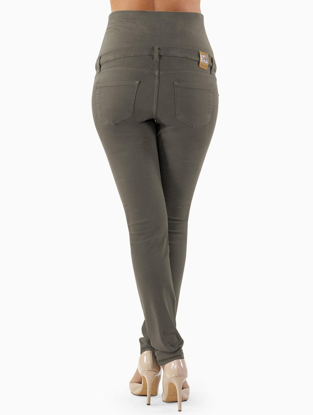 comprare popolare 76d89 d3467 Pantaloni premaman tortora