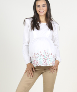camicia allattamento e premaman