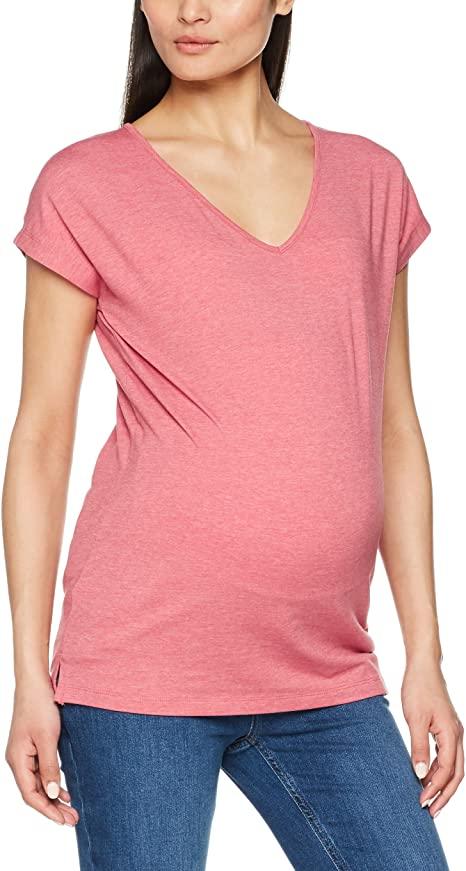 t-shirt premaman rosa